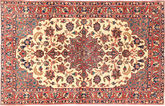 Isfahan silkesvarp matta MRA100