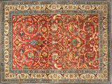 Ghom Kork figurativ Teppich MRA568