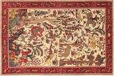 Saveh Patina figurák / képek szőnyeg MRA642