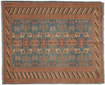 Kilim Russian Sumakh carpet GHI1071