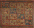 Kilim Russian Sumakh carpet GHI1016