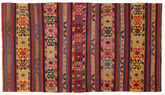 Kilim Russian carpet NAZA487
