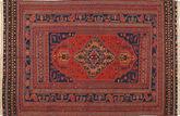 Kilim Russian Sumakh carpet GHI1082