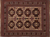 Golbarjasta Kilim Afghan carpet GHI690
