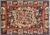 Bakhtiari carpet GHI112