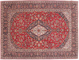 カシャン パティナ 絨毯 NAZA591