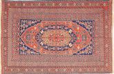 Kilim Russian carpet GHI1044