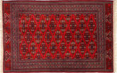 ブハラ / ヤムート 絨毯 GHI140