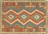 Kelim Afghan Old style Teppich ABCS663