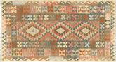 Kilim Afghan Old style carpet ABCS184