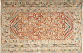Tapis Kilim Afghan Old style ABCS1368