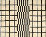 Kilim Modern carpet ABCS1712