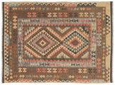 Kelim Afghan Old style tæppe NAZB1543