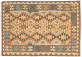 Kilim Afghan Old style carpet NAZB1399