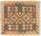Kilim Afghan Old style carpet NAZB2039
