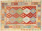 Kelim Afghan Old style tapijt AXVA303