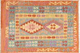 Tappeto Kilim Afghan Old style AXVA441