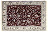 Nain Florentine - Dark Red