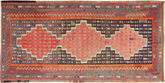 Kilim Fars carpet MRB926