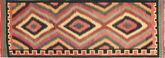 Kilim Fars carpet MRB1045