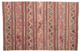 Kilim semi antique Turkish carpet XCGZK614