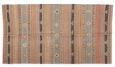 Tapis Kilim semi-antique Turquie XCGZK608