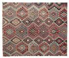 Kilim semi antique Turkish carpet XCGZK607
