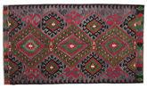 Kilim semi antique Turkish carpet XCGZK98