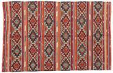 Tapis Kilim semi-antique Turquie XCGZK28