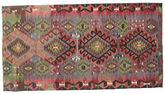 Kilim semi antique Turkish carpet XCGZK25