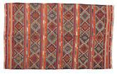 Tapis Kilim semi-antique Turquie XCGZK22