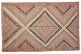 Kilim semi antique Turkish carpet XCGZK14