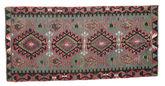 Tapis Kilim semi-antique Turquie XCGZK203