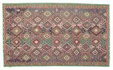 Kilim semi antique Turkish carpet XCGZK156