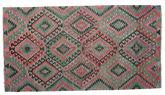 Kilim semi antique Turkish carpet XCGZK1008