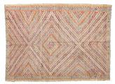 Kilim semi antique Turkish carpet XCGZK975