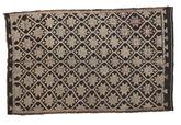 Kilim semi antique Turkish carpet XCGZK925
