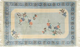China art silk 120 Line carpet FAZA48