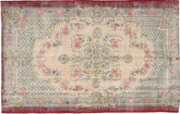 Colored Vintage carpet BHKZO15