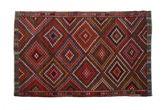 Kilim semi antique Turkish carpet XCGZK320