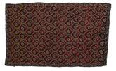 Kilim semi antique Turkish carpet XCGZK319
