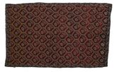 Kilim semi antique Turkish rug XCGZK319