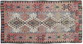 Tapis Kilim semi-antique Turquie XCGZK318