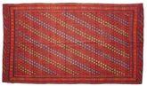 Kilim semi antique Turkish carpet XCGZK307