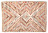 Kilim semi antique Turkish carpet XCGZK292