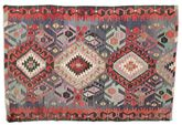 Kilim semi antique Turkish carpet XCGZK288
