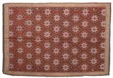 Kilim semi antique Turkish carpet XCGZK281