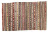 Tapis Kilim semi-antique Turquie XCGZK258