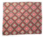 Kilim semi antique Turkish carpet XCGZK253