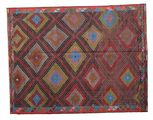 Tapis Kilim semi-antique Turquie XCGZK812